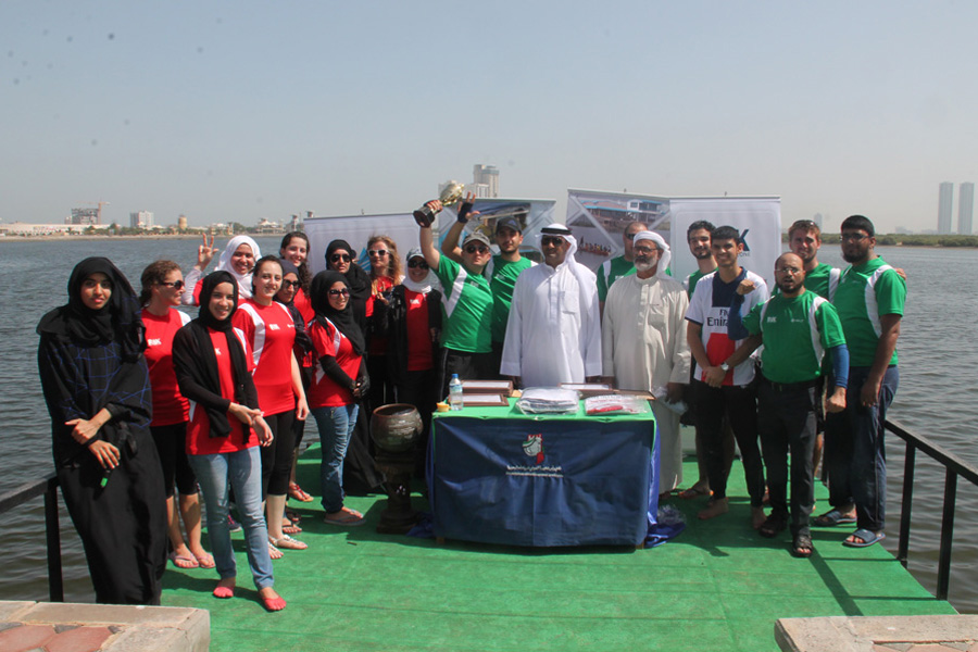 imgRAK FTZ's rowing teams were awarded  in the RAK Spring Rowing Regatta